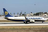 EI-DCI @ LMML - B737-800 EI-DCI Ryanair - by Raymond Zammit