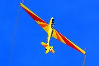 BGA4286 @ EGTH - Vintage czech glider - by glider