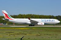 4R-ALN @ EDDF - Srilanka A333 taking-off - by FerryPNL
