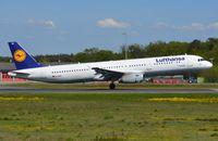 D-AISR @ EDDF - Lufthansa A321 - by FerryPNL