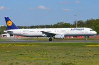 D-AIDL @ EDDF - Lufthansa A321 taking-off. - by FerryPNL