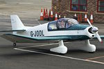 G-JODL @ EGCB - At City Airport , Manchester , UK
