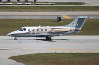 N130DT @ FLL - Beech 400A - by Florida Metal