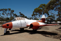 A77-701 @ N.A. - RAAF Gloster Meteor T.Mk.7 preserved at the Woomera Missile Park, South Australia - by Van Propeller