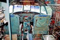 D-ALIN - Hermeskeil Museum 23.6.02 Cockpit in L-1049G - by leo larsen