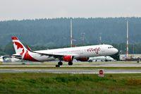 C-FJOU @ YVR - Takeoff from YVR - by metricbolt