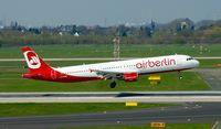 D-ALSC @ EDDL - Air Berlin, is here landing at Düsseldorf Int'l(EDDL) - by A. Gendorf