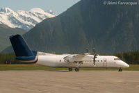 C-FIDL @ CYXT - Livery removed since last seen previously. Sold ? - by Remi Farvacque