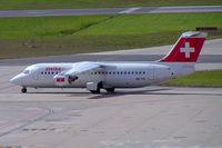 HB-IYR @ EGBB - BAe 146-RJ100 [E3382] (Swiss European Air Lines) Birmingham Int'l~G 26/09/2007