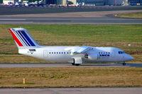 EI-RJJ @ EGBB - BAe 146-RJ85 [E2347] (Air France/Cityjet) Birmingham Int'l~G 08/02/2008 - by Ray Barber