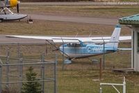 C-FMZF @ CYPZ - Parked at northwest end of airport. - by Remi Farvacque