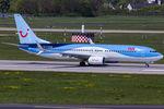 D-ATUM @ EDDL - TUIfly - by Air-Micha