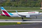 D-AEWC @ EDDL - Eurowings - by Air-Micha