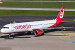 D-ABCF @ EDDL - Air Berlin - by Air-Micha