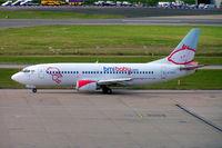 G-TOYG @ EGBB - Boeing 737-36N [28872] (bmiBaby) Birmingham Int'l~G 26/09/2007 - by Ray Barber