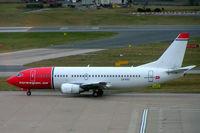 LN-KKD @ EGBB - Boeing 737-33V [29339] (Norwegian Air Shuttle) Birmingham Int'l~G 22/02/2008 - by Ray Barber