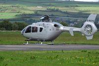 G-NSYS @ EGFH - EC-135T-1, Nova Aerospace Ltd Kemble based, previously D-HEGG, UP-CAF, G-HARP, P4-LGB, P4-XTC, G-CEYF, M-GLBL, seen parked up. - by Derek Flewin