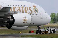 A6-EOA @ LFBD - Emirates to Sabena Technics - by Jean Goubet-FRENCHSKY