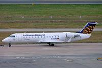 D-ACRH @ EGBB - Canadair CRJ-200LR [7738] (Eurowings/Lufthansa Regional) Birmingham Int'l~G 22/02/2008 - by Ray Barber