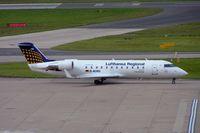 D-ACRQ @ EGBB - Canadair CRJ-200LR [7629] (Eurowings/Lufthansa Regional) Birmingham Int'l~G 19/06/2007 - by Ray Barber