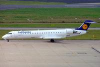 D-ACPM @ EGBB - Canadair CRJ-700 [10080] (Lufthansa Regional/Cityline) Birmingham Int'l~G 22/08/2007 - by Ray Barber