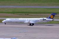 D-ACKC @ EGBB - Canadair CRJ-900 [15078] (Lufthansa Regional/ Cityline) Birmingham Int'l~G 08/08/2007 - by Ray Barber