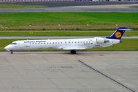 D-ACKF @ EGBB - Canadair CRJ-900 [15083] (Lufthansa Regional/ Cityline) Birmingham Int'l~G 17/08/2007 - by Ray Barber