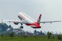 D-ABNE @ EDDR - A320-214 - by Jerzy Maciaszek