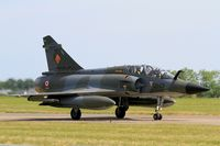 360 @ LFOT - Dassault Mirage 2000N (125-CB), Taxiing to parking area, Tours-St Symphorien Air Base 705 (LFOT-TUF) Open day 2015 - by Yves-Q