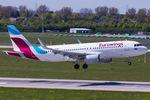 D-AEWA @ EDDL - Eurowings - by Air-Micha