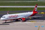 D-ABCL @ EDDL - Air Berlin - by Air-Micha