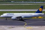 D-AIZG @ EDDL - Lufthansa - by Air-Micha