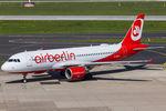 D-ABFE @ EDDL - Air Berlin - by Air-Micha