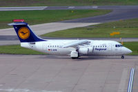 D-AVRK @ EGBB - BAe 146-RJ85 [E2278] (Lufthansa Regional) Birmingham Int'l~G 19/06/2007 - by Ray Barber