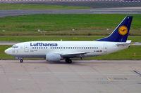 D-ABII @ EGBB - Boeing 737-530 [24822] (Lufthansa) Birmingham Int'l~G 05/09/2007 - by Ray Barber