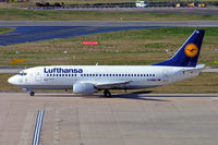 D-ABXL @ EGBB - Boeing 737-330 [23531] (Lufthansa) Birmingham Int'l~G 21/03/2008 - by Ray Barber