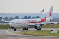 7T-VJY @ LFPO - Airbus A330-202, Taxiing to holding point Charlie rwy 08, Paris-Orly airport (LFPO-ORY) - by Yves-Q