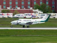 C-FLPA @ CYOW - Departing Ottawa - by Dirk Fierens