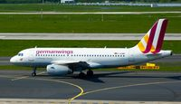 D-AGWM @ EDDL - Germanwings, is here taxiing to RWY 05R at Düsseldorf Int'l(EDDL) - by A. Gendorf