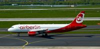 D-ABNW @ EDDL - Air Berlin, is here taxiing at Düsseldorf Int'l(EDDL) - by A. Gendorf