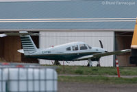 C-FYMI @ CYXJ - Parked behind Cariboo Air terminal - by Remi Farvacque