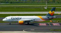 D-AICK @ EDDL - Condor, is here at Düsseldorf Int'l(EDDL) - by A. Gendorf