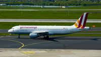 D-AIPZ @ EDDL - Germanwings, is here taxiing at Düsseldorf Int'l(EDDL) - by A. Gendorf