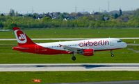 D-ABNI @ EDDL - Air Berlin, is here landing at Düsseldorf Int'l(EDDL) - by A. Gendorf