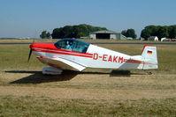 D-EAKM @ EGBP - SAN Jodel DR.1050 Ambassadeur [139] Kemble~G 13/07/2003 - by Ray Barber