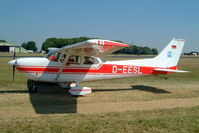 D-EESL @ EGBP - R/Cessna FR.172J Rocket [0549] Kemble~G 13/07/2003 - by Ray Barber