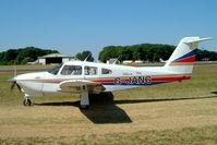 G-JANG @ EGBP - Piper PA-28RT-201T Turbo Arrow IV [28R-8531002] Kemble~G 13/07/2003 - by Ray Barber