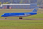 PH-KZP @ EDDF - Taxiing in after arrival - by Robert Kearney