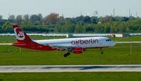 D-ABZL @ EDDL - Air Berlin, is here on finals RWY 05R at Düsseldorf Int'l(EDDL) - by A. Gendorf