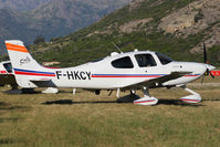 F-HKCY - SR22 - Not Available